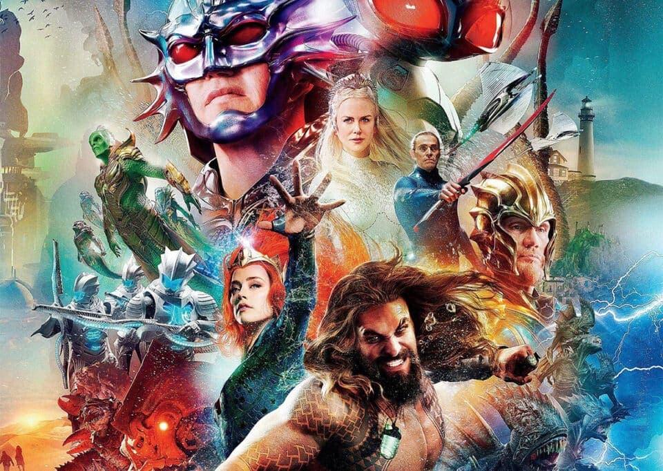 ¡OFICIAL! Este será el título de la secuela de Aquaman