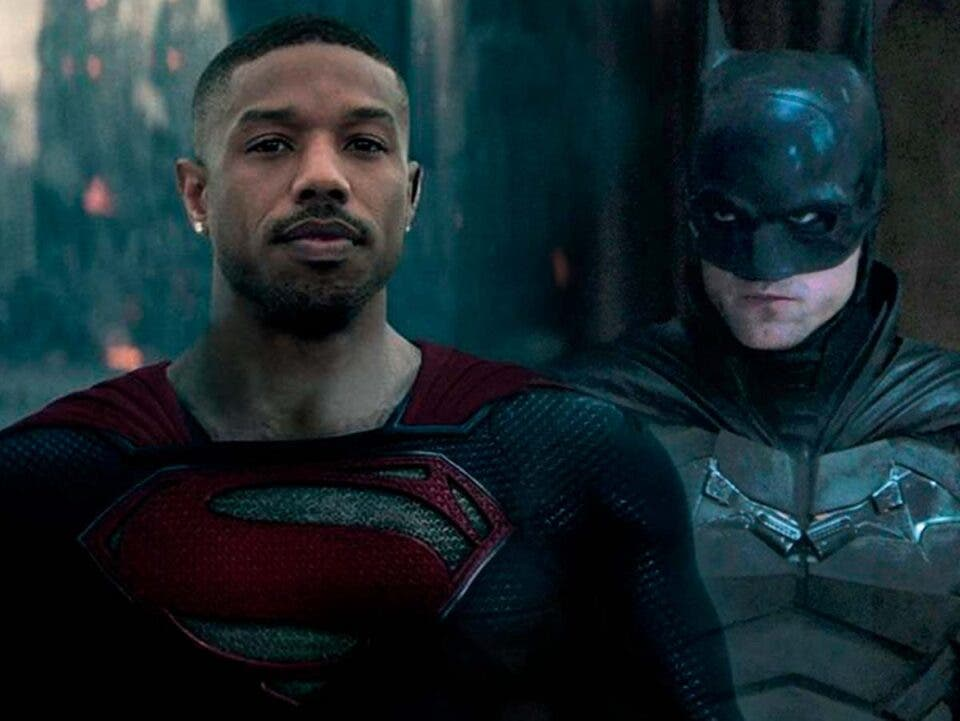Superman de JJ Abrams no estará conectada con Batman de Robert Pattinson