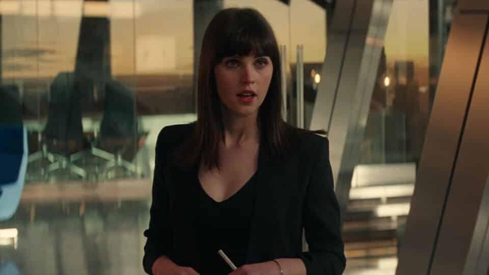 Felicity Jones podría tener un papel en el Spiderverse