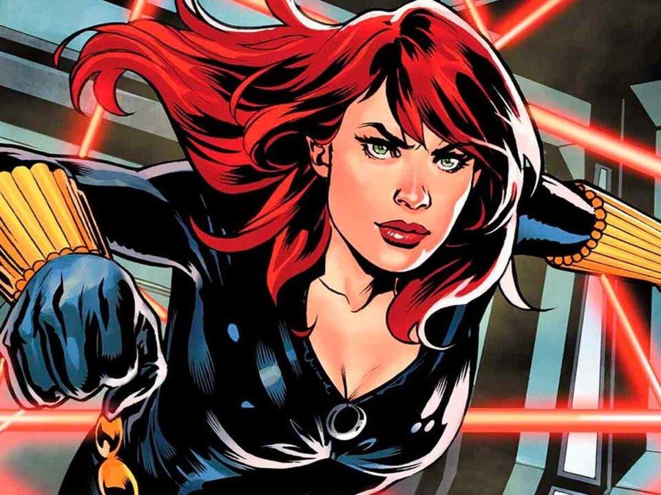 Viuda negra: 11 cómics que debes leer antes de ver la película