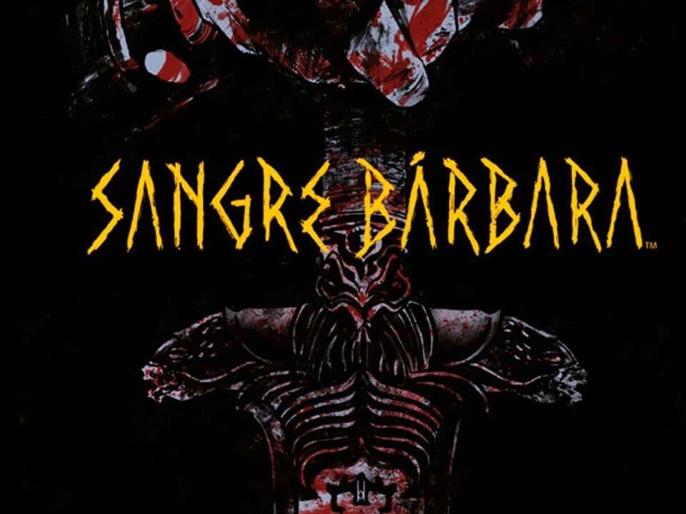 conan Sangre Barbara