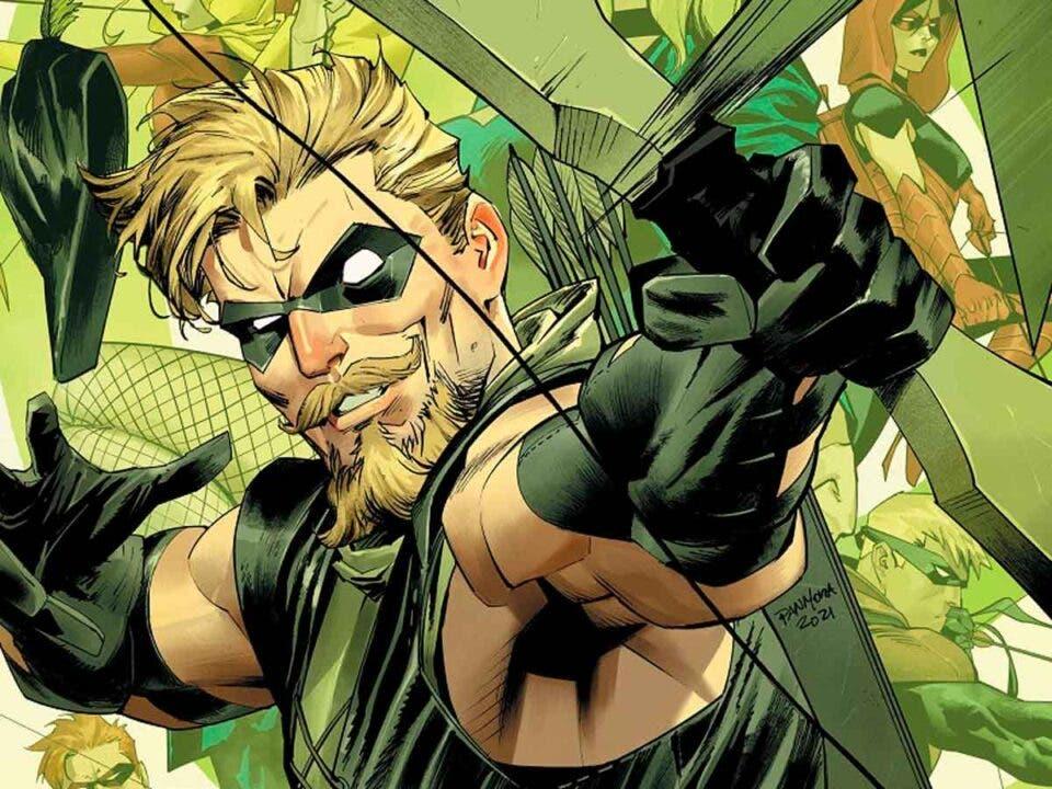 dest green arrow 80th
