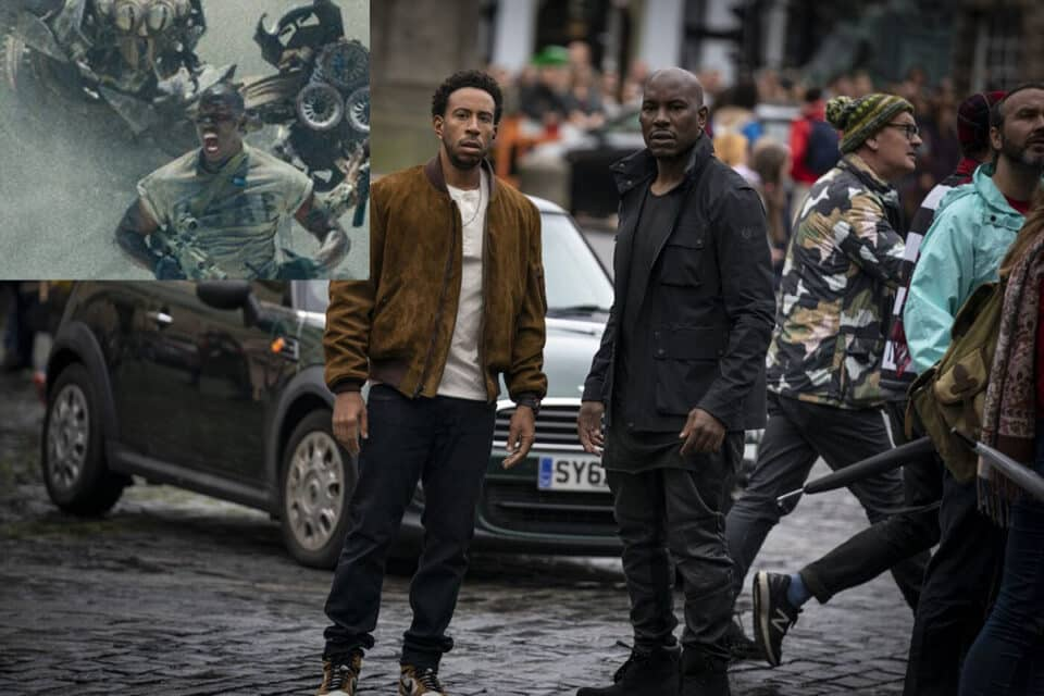 Tyrese Gibson pide crossover entre Transformers y Fast and Furious