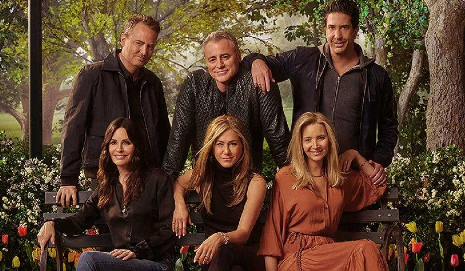 El reparto de Friends cantó la famosa canción de la serie