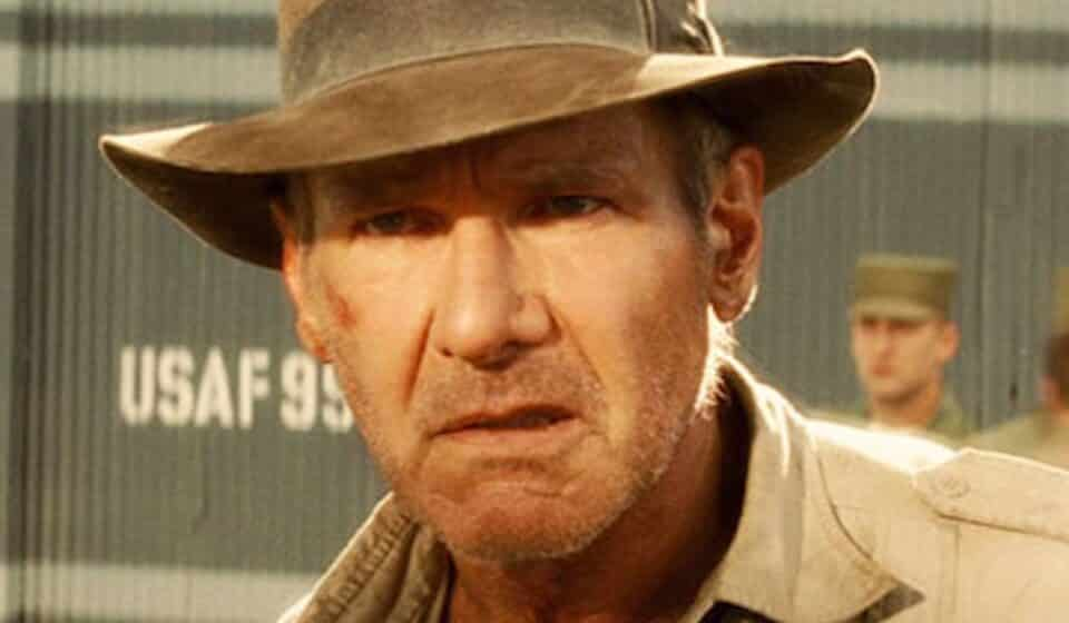 Harrison Ford ya está preparado para grabar Indiana Jones 5