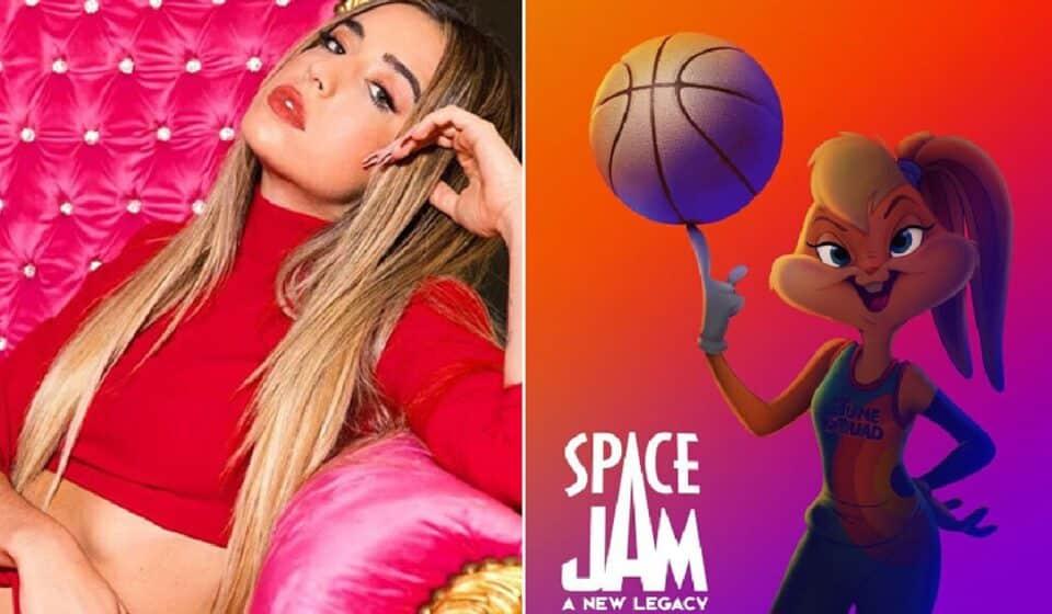Space Jam: Nueva leyendas. ¡Polémica por el fichaje de Lola Índigo!