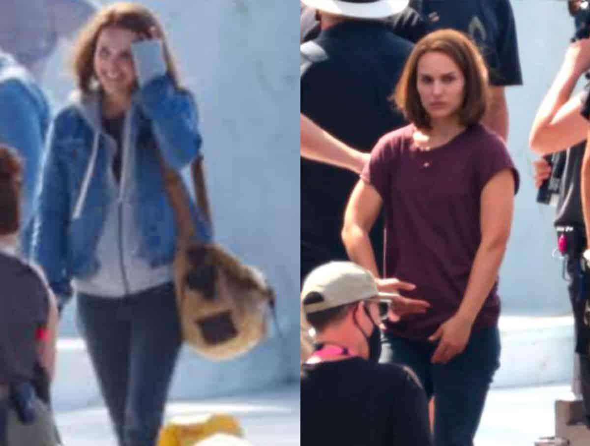 Revelado el look de Jane Foster como Thor en Love and Thunder