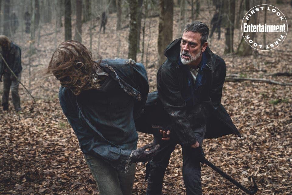 Ni Negan sabe cómo terminará The Walking Dead