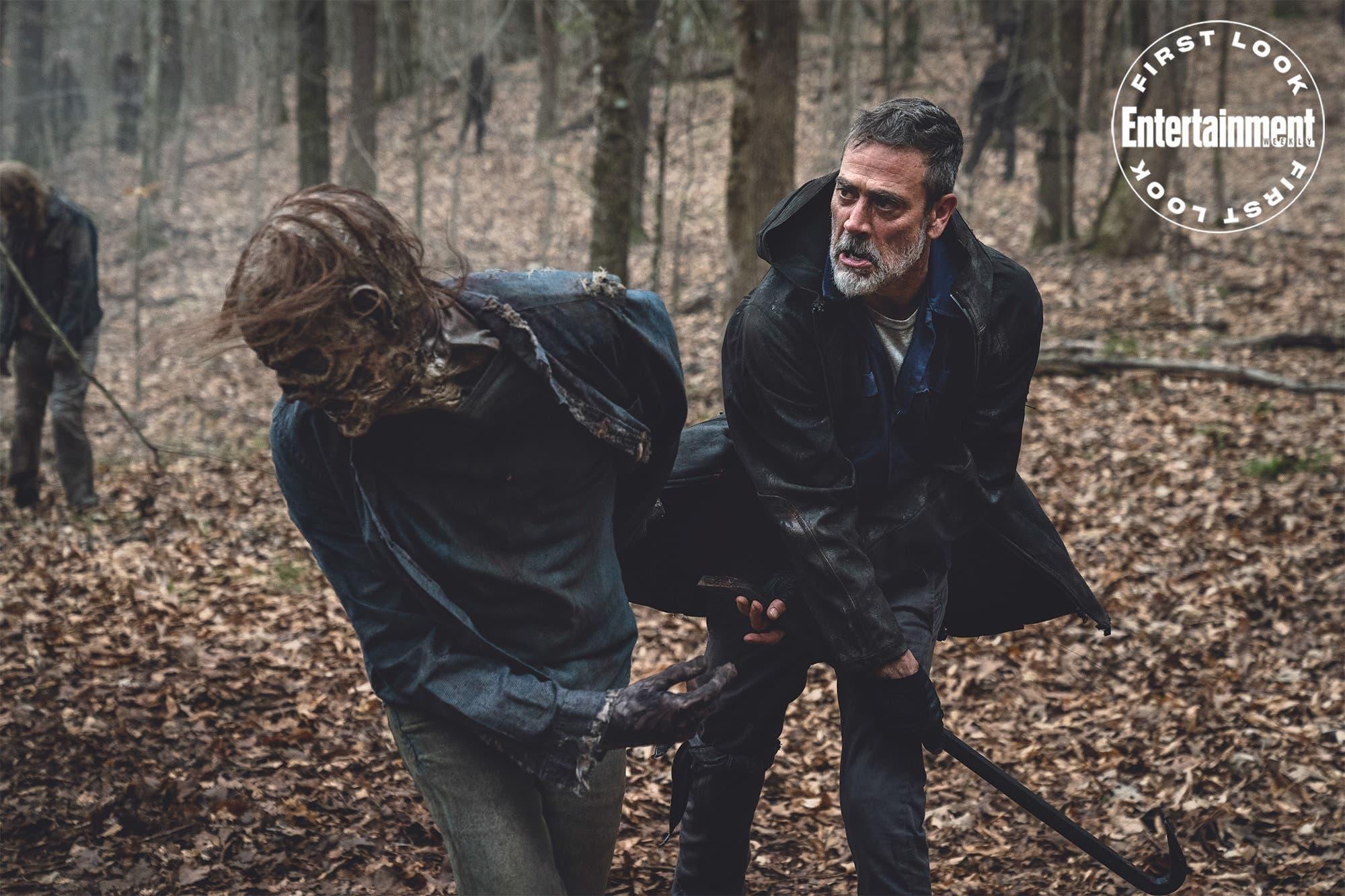 The Walking Dead: Primer vistazo a la última temporada
