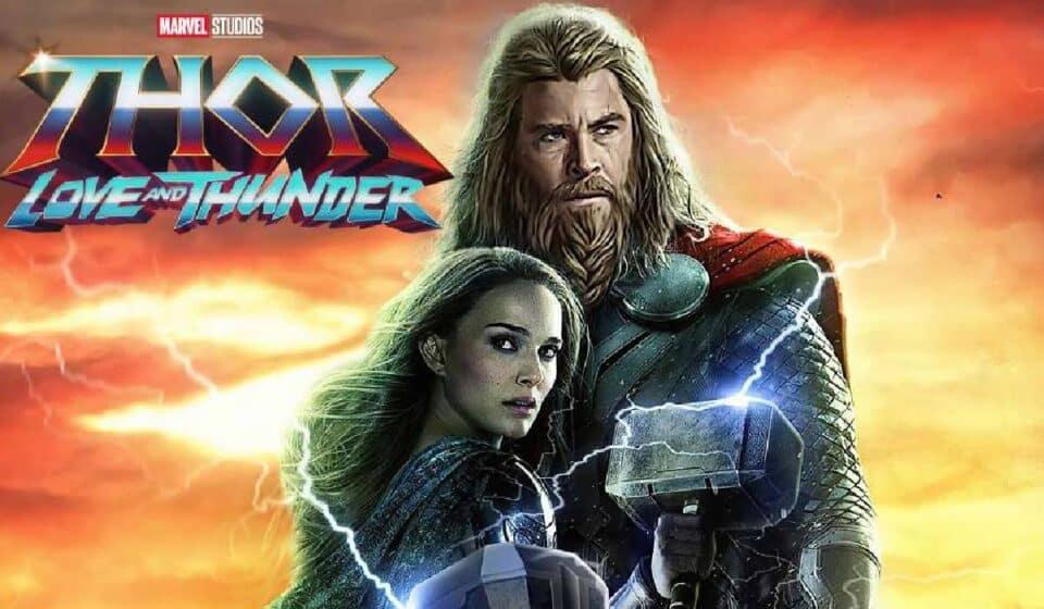 Thor: Love and Thunder finalizó su rodaje y así lo celebra el reparto
