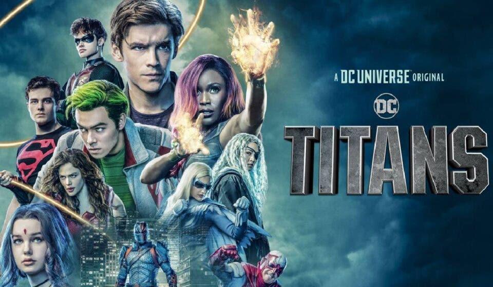 Titans presentó el primer teaser de la tercera temporada