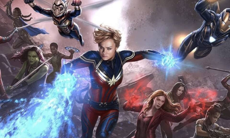 Marvel Studios se esfuerza en no tratara a las mujeres como objetos