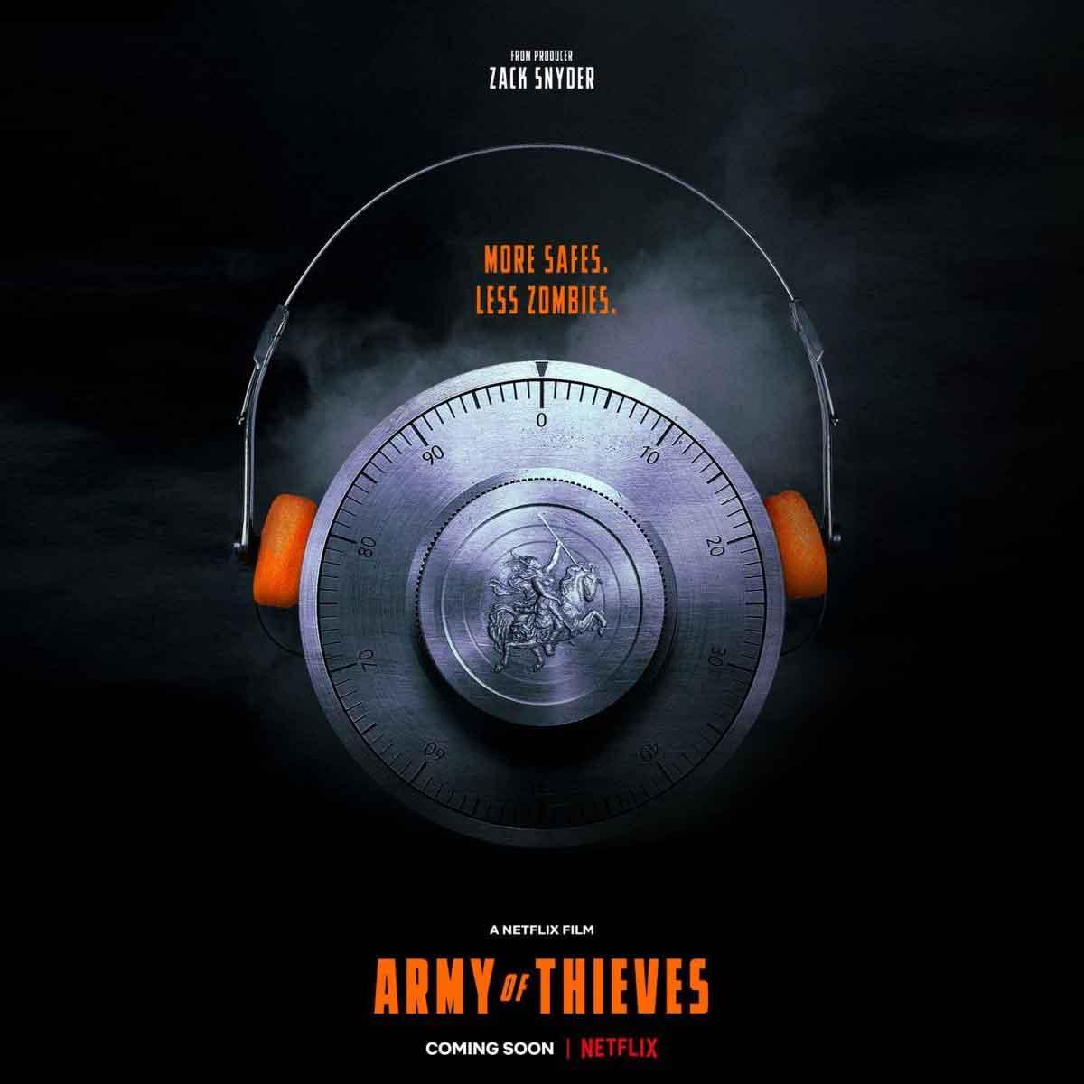 Army of Thieves Zack Snyder no creía en el éxito de Ejército de los muertos