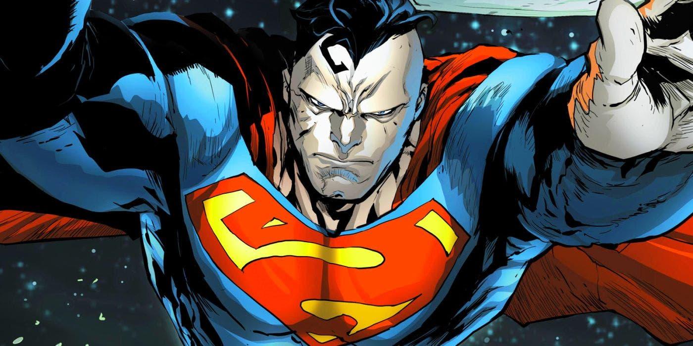 Bizzaro Superman DC Comic