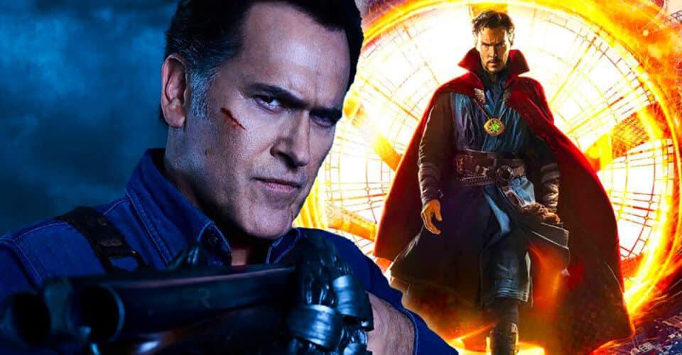 ¿El amuleto de la suerte de Sam Raimi estará en Doctor Strange 2?