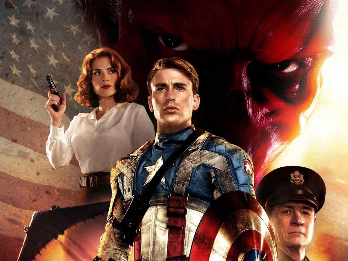 Capitán América: El primer Vengador casi tiene un súper robot gigante