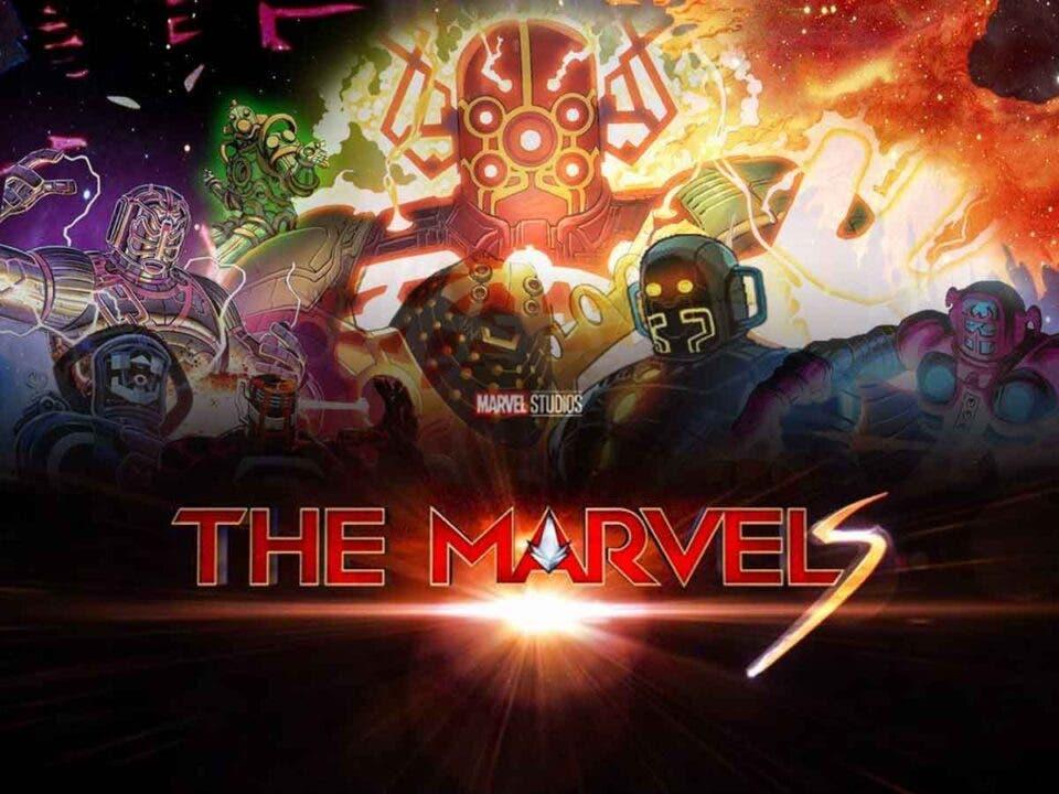 Capitana Marvel 2 (The Marvels) tendrá un nuevo y poderoso villano