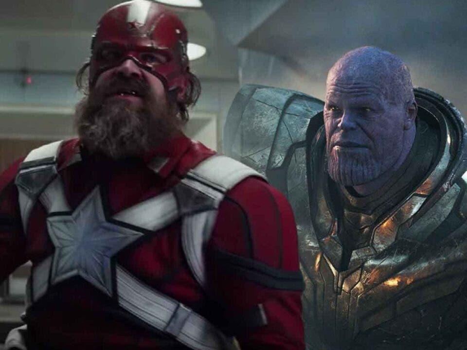 David Harbour se plantea donde estuvo Red Guardian durante la batalla contra Thanos