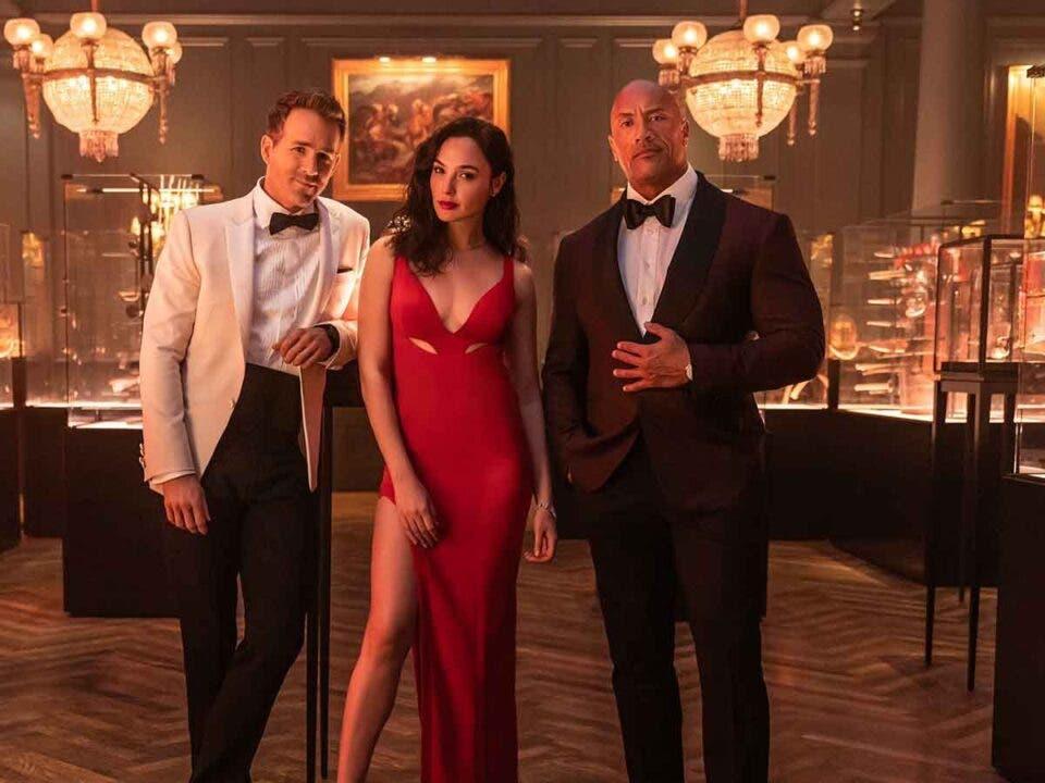 Dwayne Johnson revela la fecha de estreno de Red Notice de Netflix