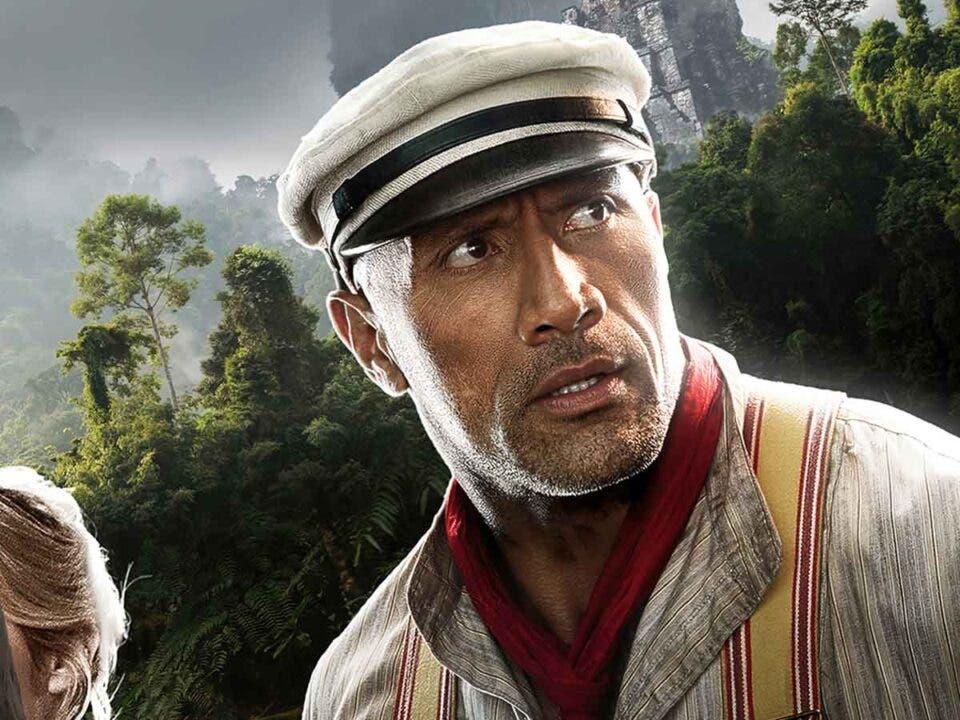 Dwayne Johnson revela qué le atrajo de la película Jungle Cruise