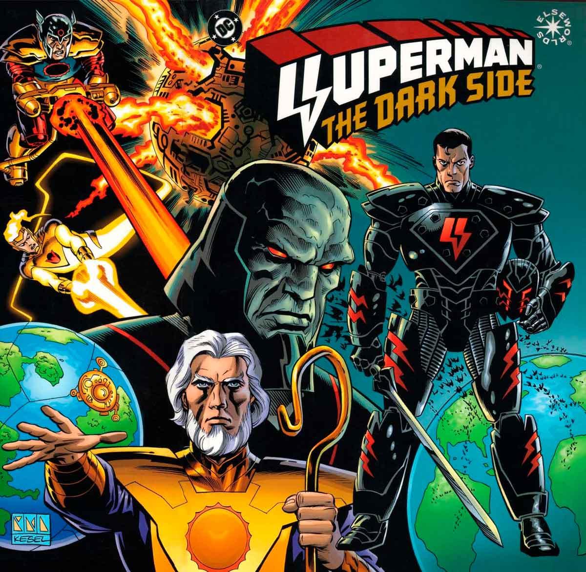 Elseworld Superman: dark said
