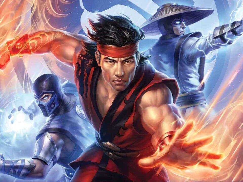 Espectacular tráiler de Mortal Kombat Legends: Battle of the Realms