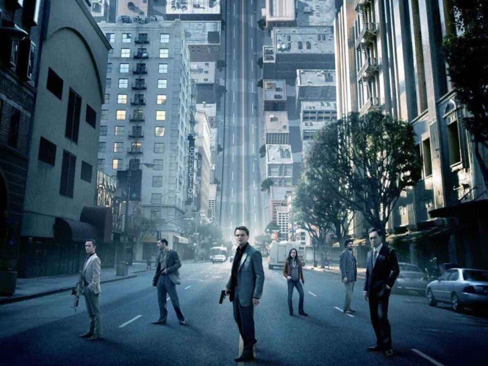 Espectaculares imágenes de ciudades famosas dobladas como en Origen