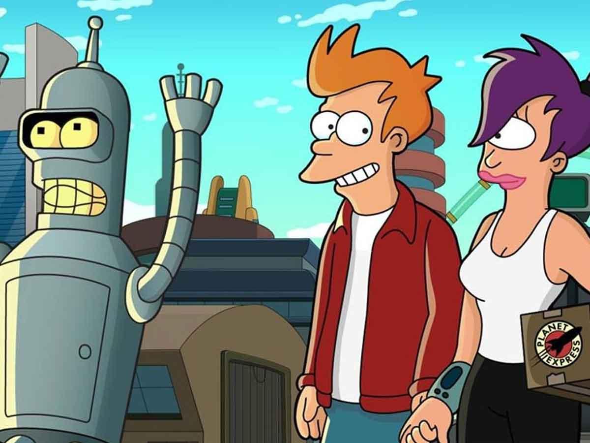Futurama podría tener nuevas temporadas gracias a Disney Plus