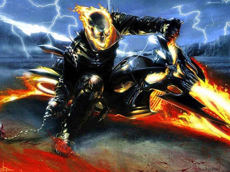 Ghost Rider y otras 8 series no anunciadas para Disney + en desarrollo