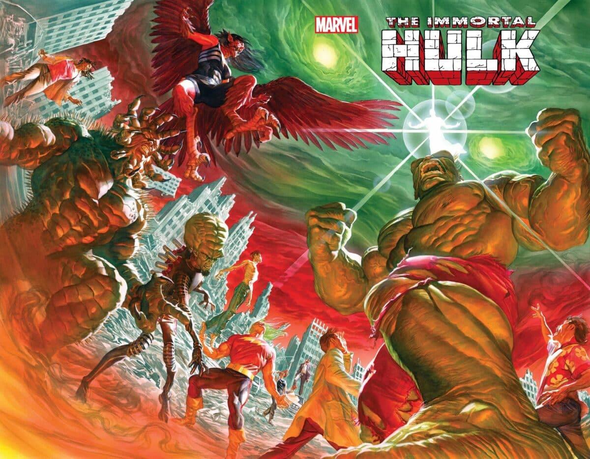 Hulk Inmortal