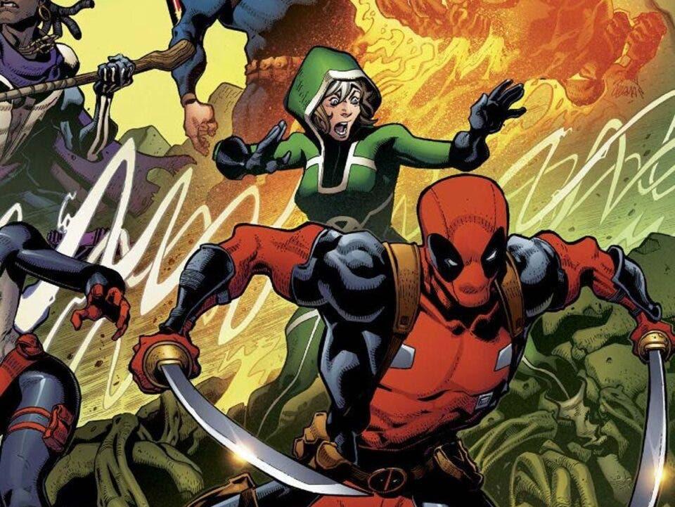 Imposibles Vengadores Tomo 4: Futuro perdido. Ya le dan el carnet de Vengador a cualquiera