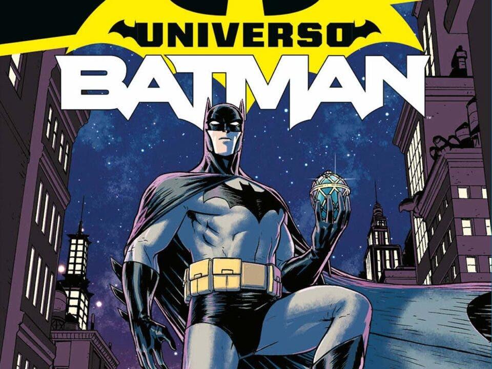 PORTADA universo batman