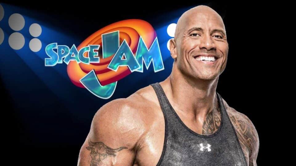¿Dwayne Johnson en la secuela de Space Jam 2?
