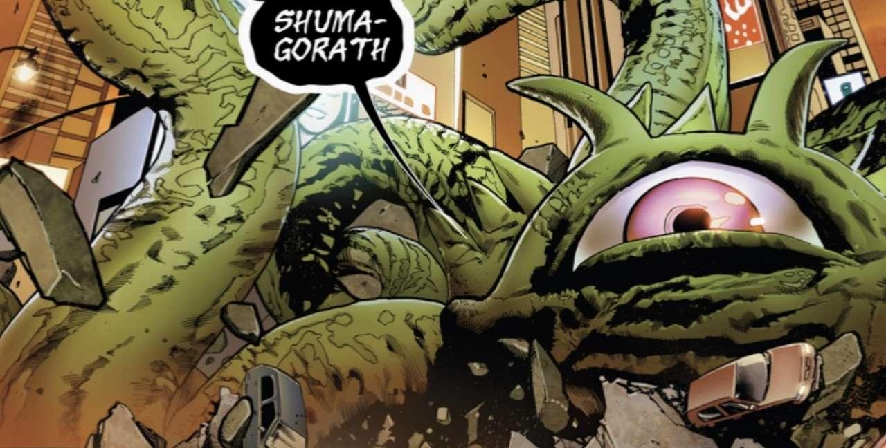 El nuevo tráiler de ¿Qué pasaría si…? podría haber revelado el villano de Doctor Strange 2