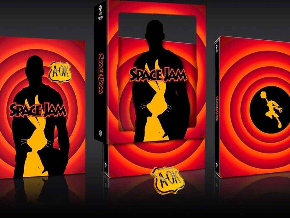 Space Jam: Análisis del Blu-Ray Steelbook Titans of Cult