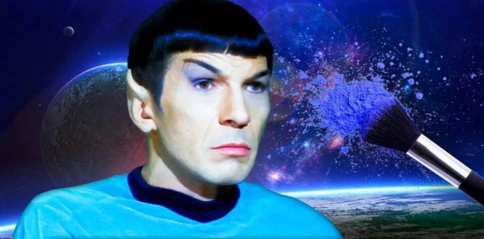 Sombra de ojos Star Trek