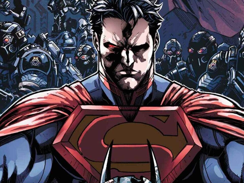 Superman Injustice Gods Among Us