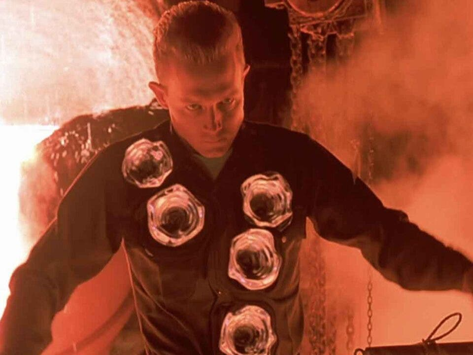Terminator 2 casi tiene un villano muy diferente