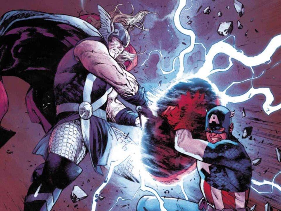 Thor demuestra que es el Vengador más poderoso