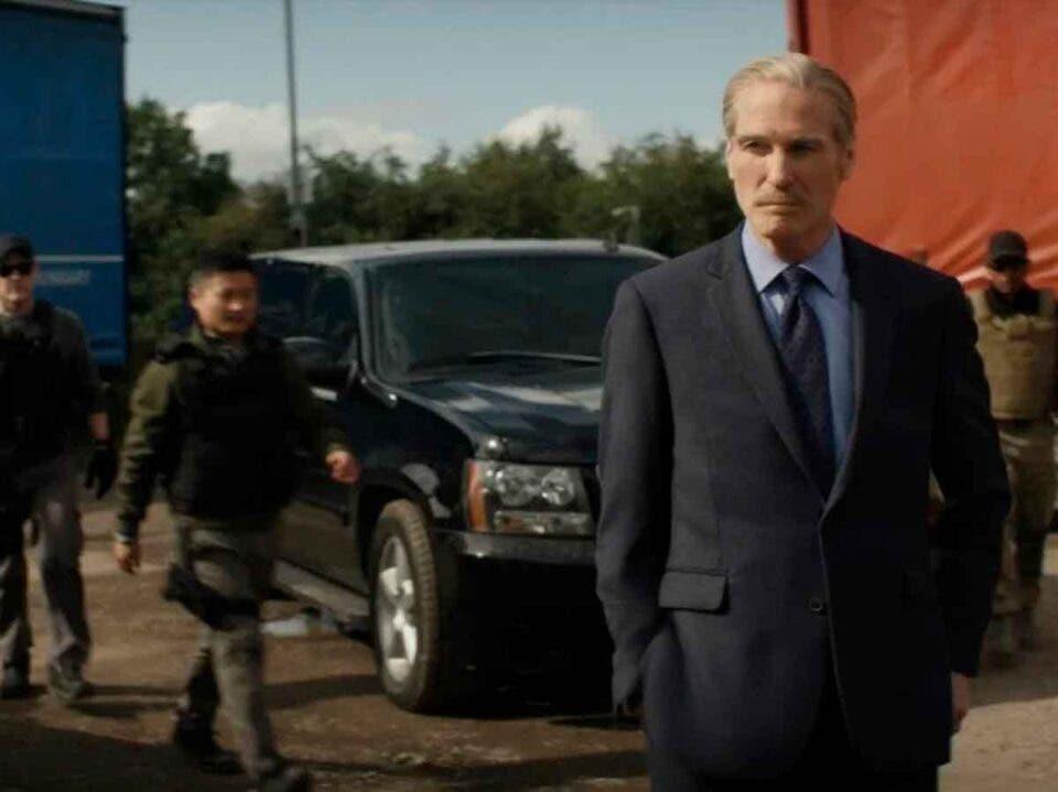 La escena eliminada en Viuda negra explicaba lo que sucedió entre Natasha Romanoff y el general Ross al final de la película