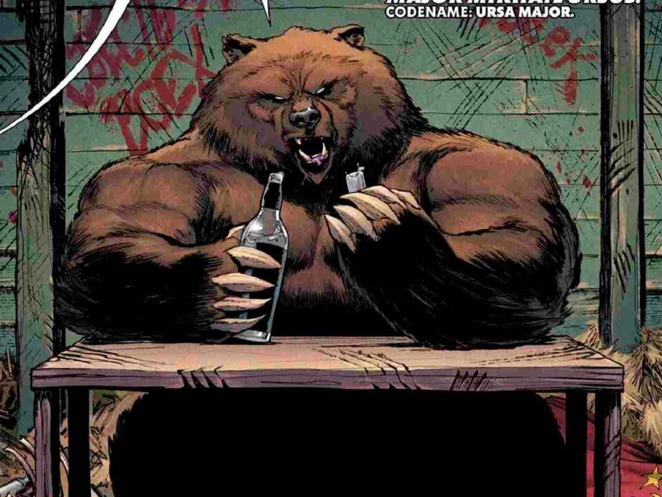 Viuda negra ha presentado al primer mutante del UCM y no te enteraste