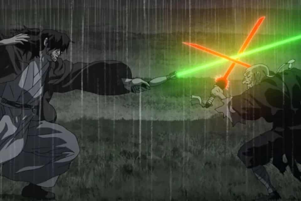 Star Wars: Visions estrenó su primer vistazo y muchos detalles más
