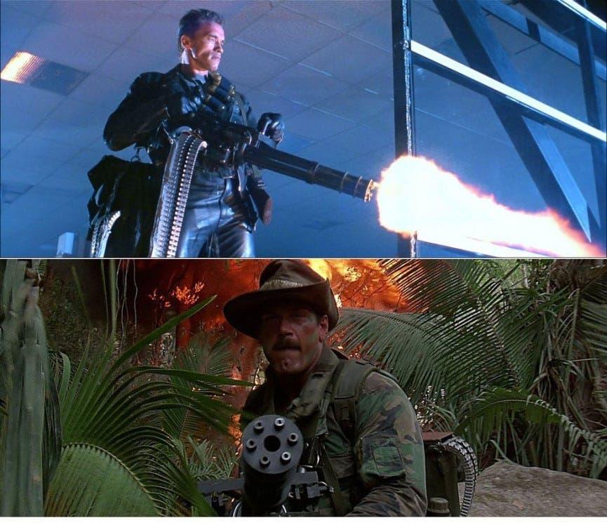 arma predator en T2