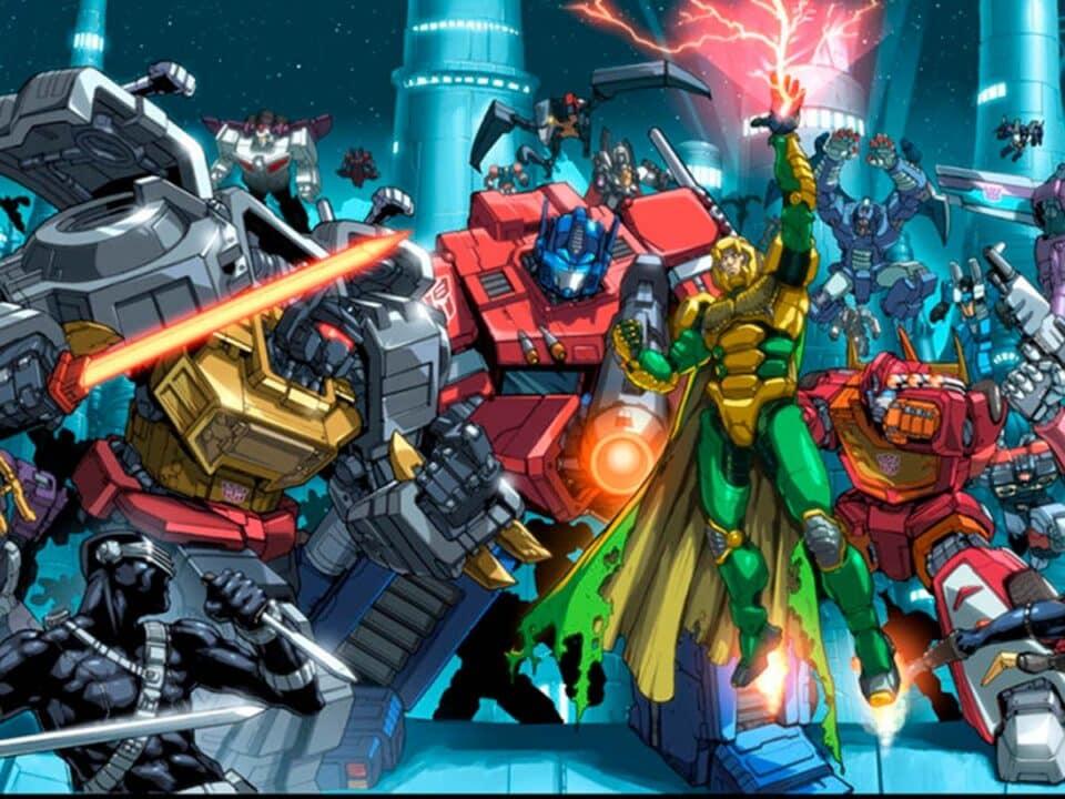 Una películas crossover de Transformers / G.I. Joe, es inevitable