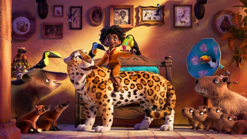 Curiosidades y detalles del primer tráiler de Encanto, de Disney