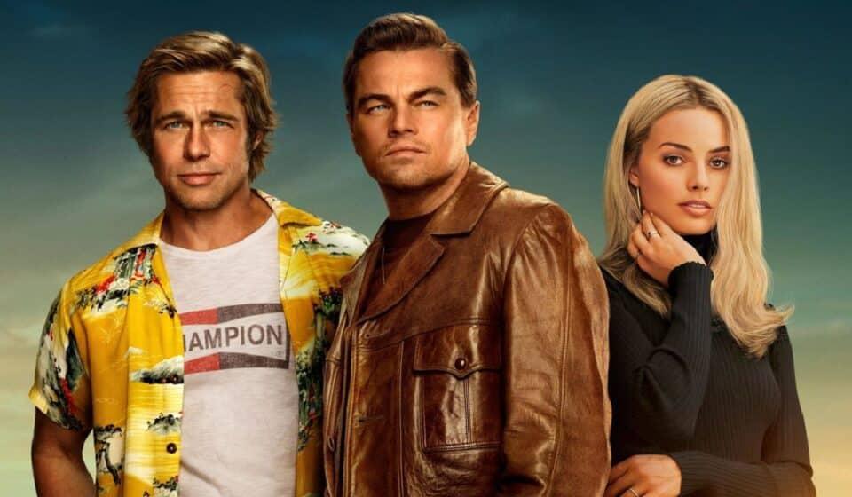 Érase una vez en Hollywood hizo llorar a Tarantino y Leo DiCaprio