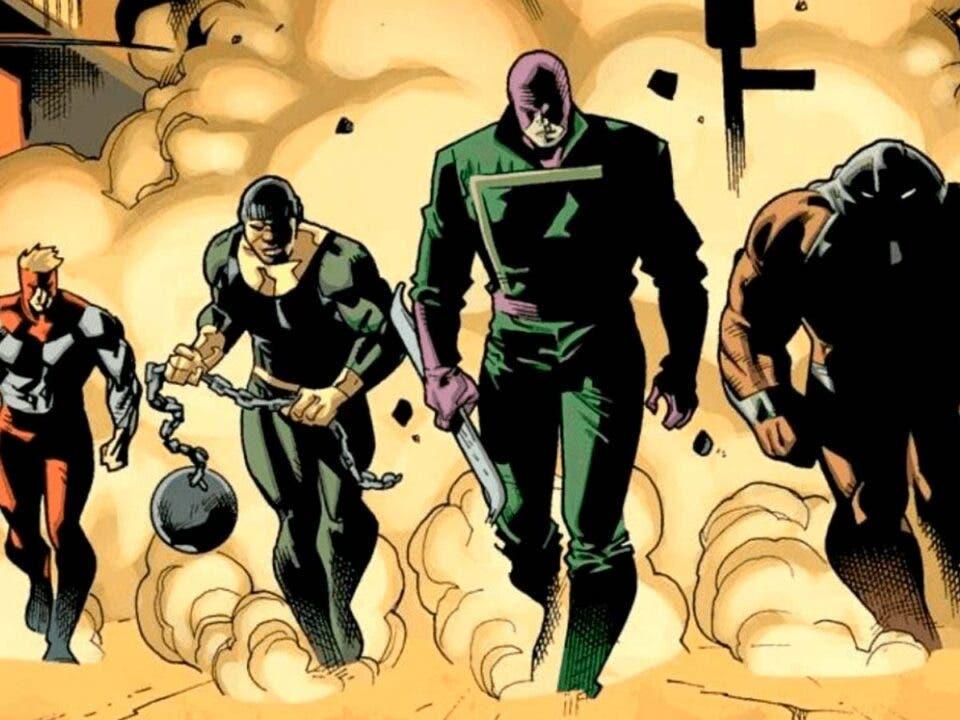 La Brigada de Demolición podría aparecer en She-hulk