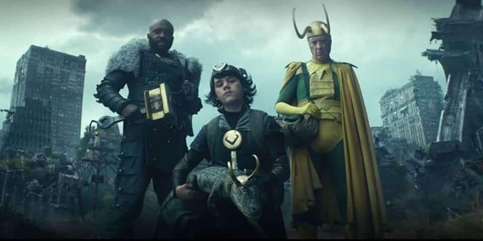 Reparto revela qué variante de Loki era más intimidante