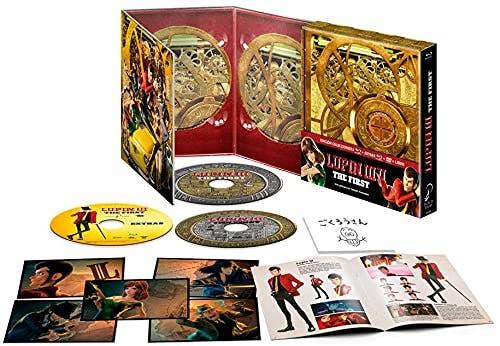 Lupin III: The First - Edición Coleccionista