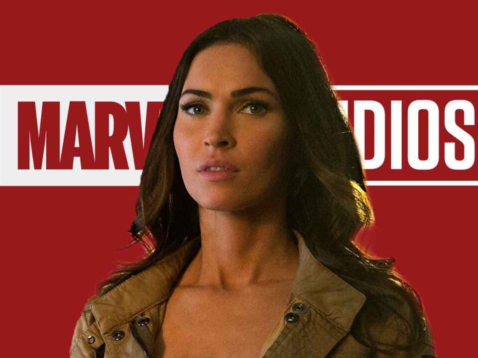 Megan Fox quiere unirse al Universo Cinematográfico de Marvel Studios